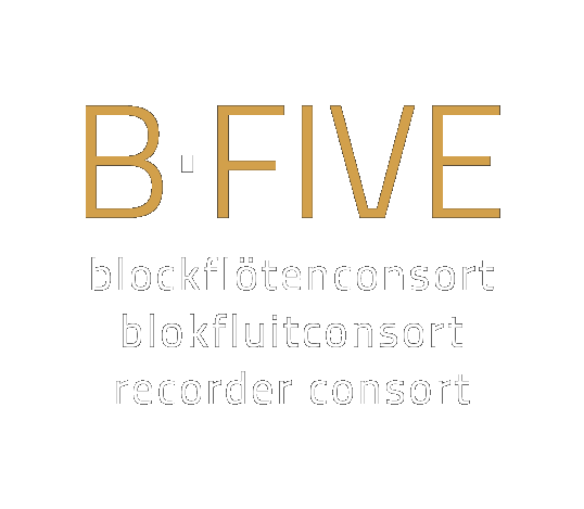 B-FIVE blockflötenconsort